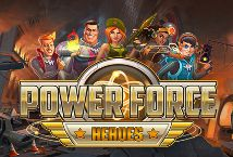 Power Force Heroes - играть онлайн | Супер Слотс Казино - без регистрации